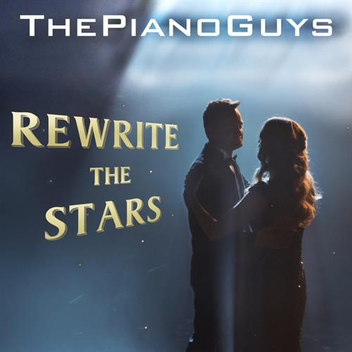 The Piano Guys Rewrite The Stars cover art