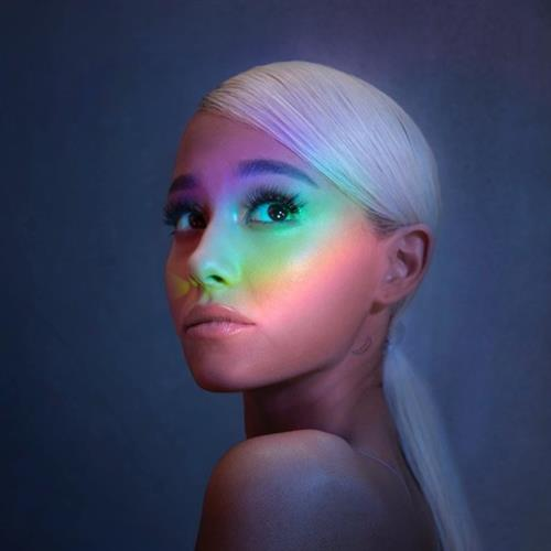 Ariana Grande No Tears Left To Cry cover art