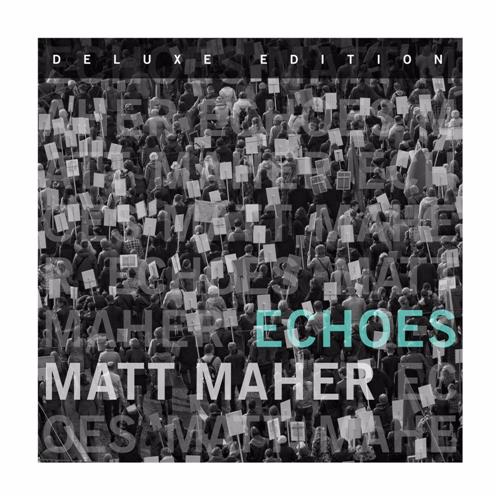 Matt Maher Your Love Defends Me cover art