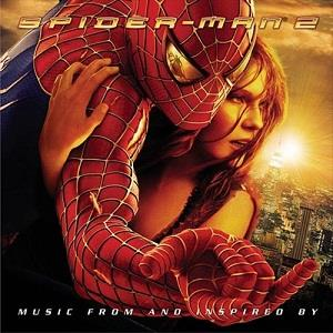 Danny Elfman Spider-Man 2 (Main Title) cover art