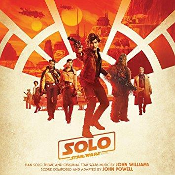 John Williams The Adventures Of Han (from Solo: A Star Wars Story) cover art