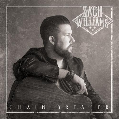 Zach Williams Fear Is A Liar cover art