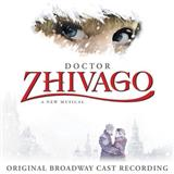 On The Edge Of Time (from Doctor Zhivago: The Broadway Musical)