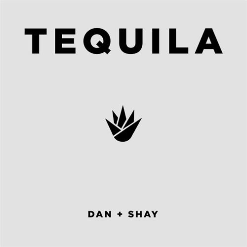 Dan + Shay Tequila cover art