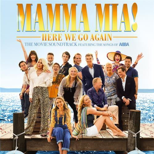 ABBA I Wonder (Departure) (from Mamma Mia! Here We Go Again) cover art