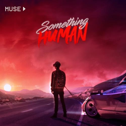 Muse Something Human cover art