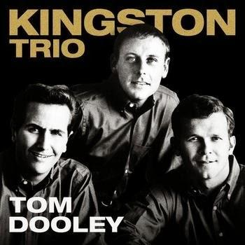 The Kingston Trio Tom Dooley cover art