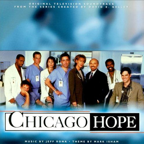 Mark Isham Chicago Hope cover art