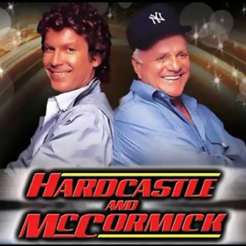 Stephen Geyer Drive (from Hardcastle and McCormick) cover art