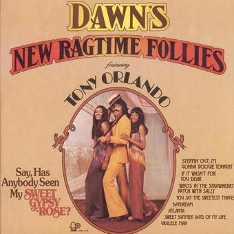 Dawn Say, Has Anybody Seen My Sweet Gypsy Rose cover art