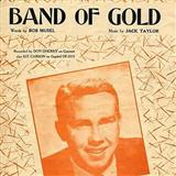 Band Of Gold sheet music by Jack Taylor