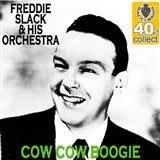 Cow-Cow Boogie sheet music by Freddie Slack & His Orchestra