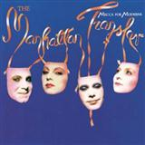 A Nightingale Sang In Berkeley Square sheet music by The Manhattan Transfer