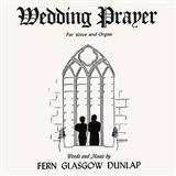 Wedding Prayer sheet music by John Waller