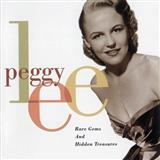 Similau (See-me-lo) sheet music by Peggy Lee
