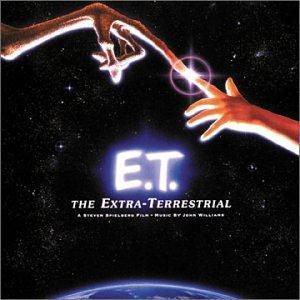 John Williams Theme From E.T. (The Extra-Terrestrial) cover art
