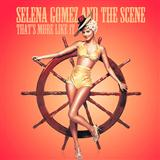 That's More Like It sheet music by Selena Gomez & The Scene