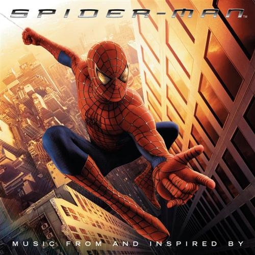 Bob Harris & Paul Francis Webster Theme From Spider Man cover art
