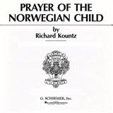 Prayer Of The Norwegian Child sheet music by Olaf Trojargson