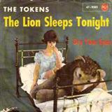 The Lion Sleeps Tonight sheet music by Tokens
