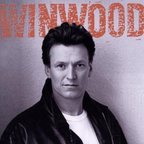 Steve Winwood Roll With It cover art