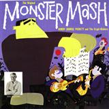 Monster Mash sheet music by Bobby 'Boris' Pickett
