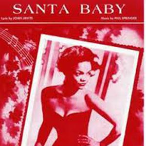 Phil Springer Santa Baby cover art