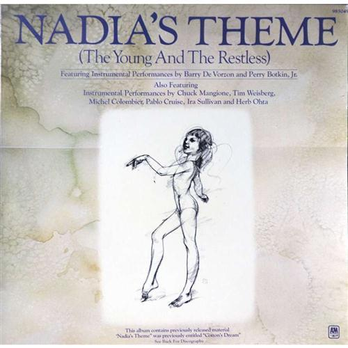 Barry DeVorzon & Perry Botkin Jr. Nadia's Theme cover art
