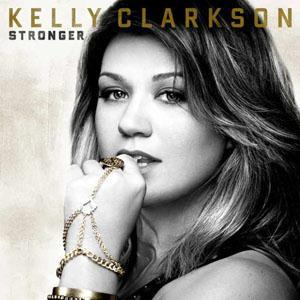 Kelly Clarkson Stronger (What Doesn't Kill You) cover art