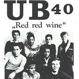 Red, Red Wine sheet music by UB 40