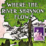 Where The River Shannon Flows sheet music by James J. Russell
