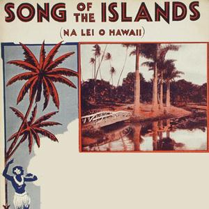 Charles E. King Song Of The Islands cover art