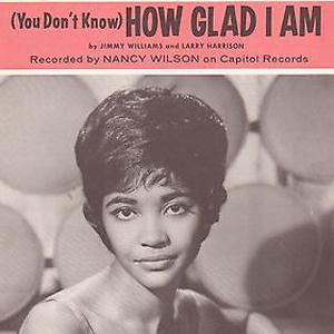 Jimmy Williams (You Don't Know) How Glad I Am cover art
