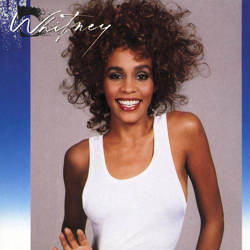 Whitney Houston I Wanna Dance With Somebody cover art