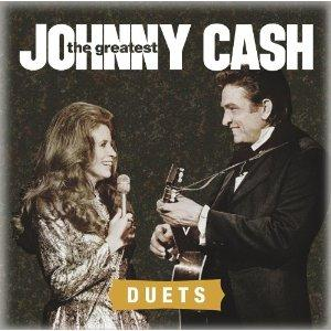 Johnny Cash & June Carter If I Were A Carpenter cover art