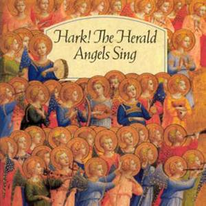 Christmas Carol Hark! The Herald Angels Sing (arr. Vicki Hancock Wright) cover art