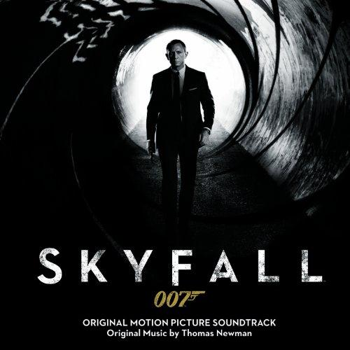 Paul Langford Skyfall cover art