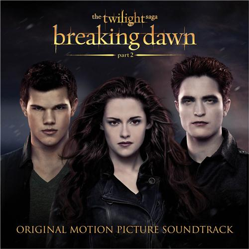Twilight Breaking Dawn Part 2 (Movie): Where I Come From cover art
