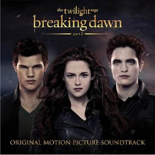 Twilight Breaking Dawn Part 2 (Movie): Cover Your Tracks cover art