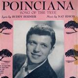 Poinciana (Song Of The Tree) sheet music by Nat Simon