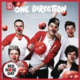 One Way Or Another (Teenage Kicks) sheet music by One Direction