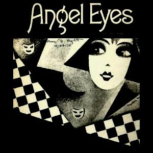 Earl Brent Angel Eyes cover art