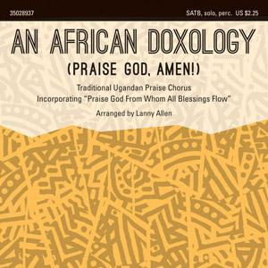 Lanny Allen An African Doxology cover art