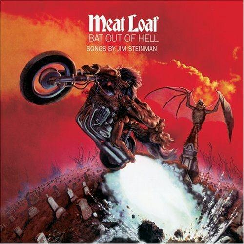 Meatloaf Paradise By The Dashboard Light cover art