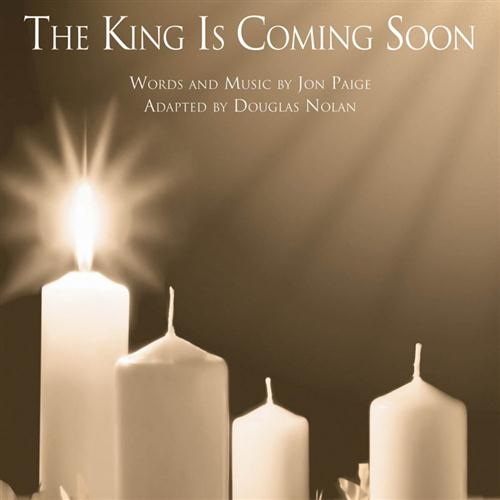 Jon Paige The King Is Coming Soon cover art