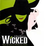 Partition chorale Songs of the Wizard (from Wicked) de Gary Eckert - TTBB