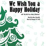 George L.O. Strid:We Wish You A Happy Holiday