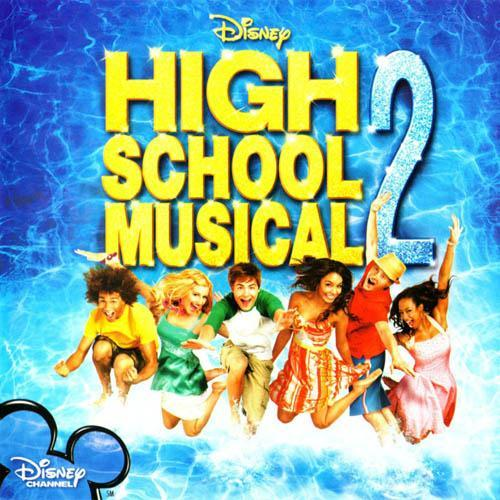 Zac Efron and Vanessa Hudgens You Are The Music In Me (from High School Musical 2) (arr. Mac Huff) cover art