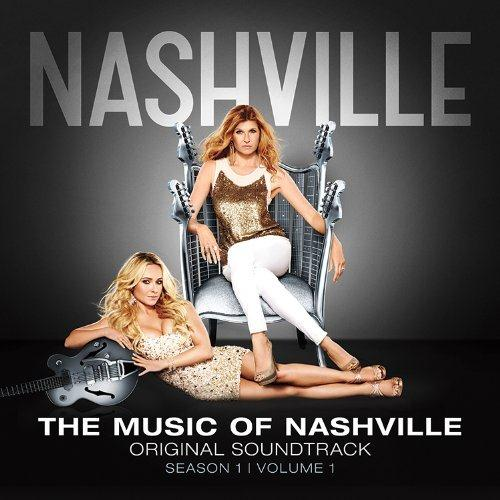 Hayden Panettiere and Charles Esten Undermine (from the TV series 'Nashville') cover art