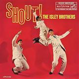Shout sheet music by The Isley Brothers